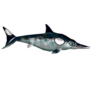 Ichthyosaur PNG Clipart PNG image
