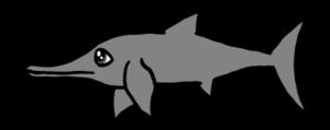Ichthyosaur PNG Pic PNG Clip art