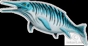 Ichthyosaur Transparent Background PNG Clip art