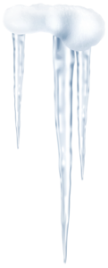Icicles PNG Clipart PNG icon