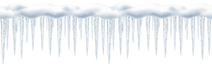 Icicles PNG Pic PNG clipart