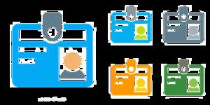 ID Badge PNG Transparent Image PNG Clip art