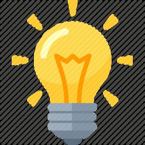 Idea Bulb PNG Clipart PNG Clip art