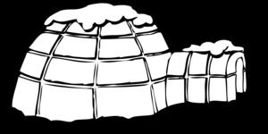 Igloo Transparent Background PNG Clip art