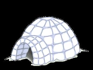 Igloo Transparent PNG PNG Clip art