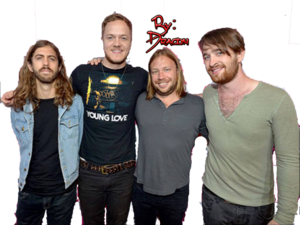 Imagine Dragons PNG Transparent Image PNG Clip art