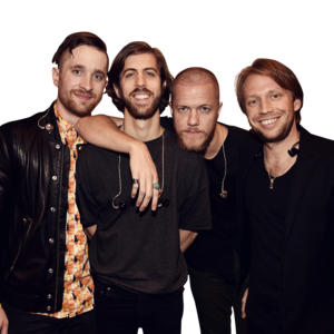 Imagine Dragons Transparent Background PNG clipart