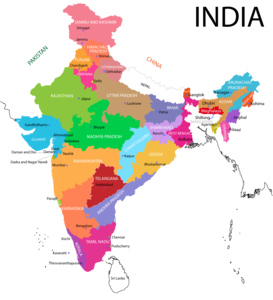 India Map PNG Background Image PNG Clip art