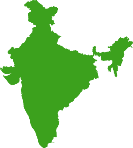 India Map PNG File PNG Clip art