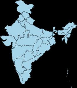 India Map PNG Transparent HD Photo PNG Clip art