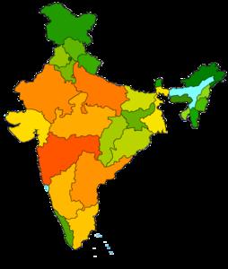 India Map Transparent Images PNG PNG Clip art