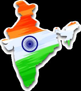India Map Transparent PNG PNG Clip art