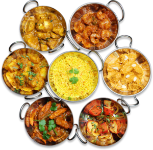 Indian Food PNG Pic PNG Clip art