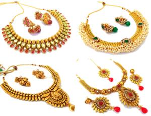 Indian Jewellery PNG Clip art