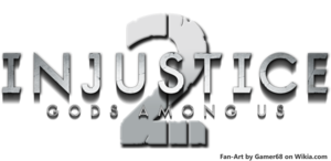Injustice Logo PNG Clipart PNG image