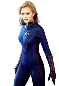 Invisible Woman PNG HD Quality PNG icon