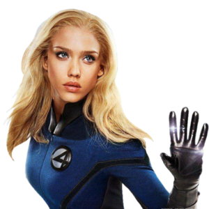 Invisible Woman PNG Image Free Download PNG icons