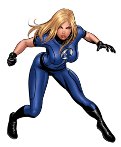 Invisible Woman PNG Photos PNG icons