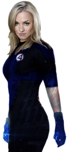 Invisible Woman PNG Transparent Photo PNG Clip art
