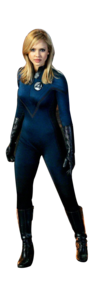 Invisible Woman Transparent PNG PNG image
