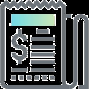 Invoice PNG Transparent PNG Clip art