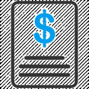 Invoice Transparent PNG PNG Clip art