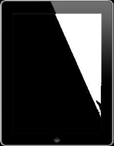 iPad Clip Art