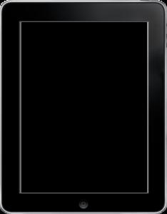 IPad Tablet PNG Pic PNG Clip art