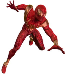 Iron Spiderman PNG Free Download PNG Clip art