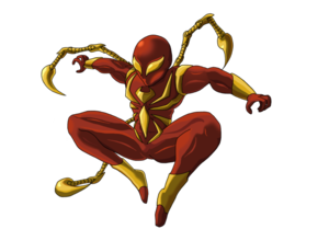 Iron Spiderman PNG Photo PNG Clip art