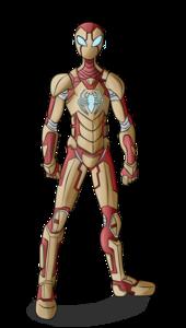 Iron Spiderman PNG Transparent Image PNG Clip art