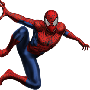 Iron Spiderman PNG Transparent PNG Clip art