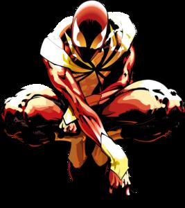 Iron Spiderman Transparent Background PNG Clip art