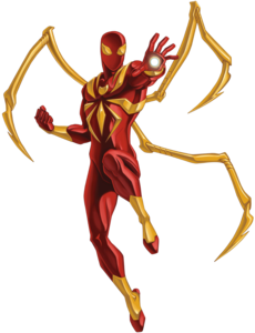 Iron Spiderman Transparent PNG PNG Clip art