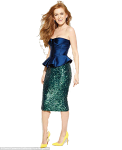 Isla Fisher PNG File PNG icon