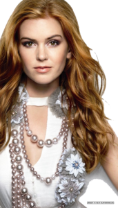 Isla Fisher PNG Photos PNG Clip art