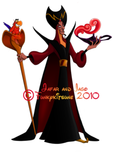 Jafar Background PNG PNG clipart