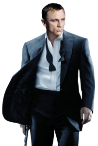 James Bond PNG File PNG Clip art
