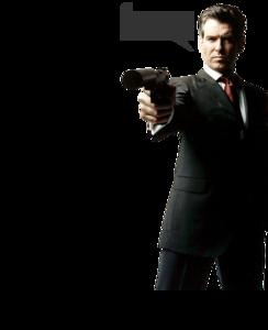 James Bond PNG Image PNG Clip art