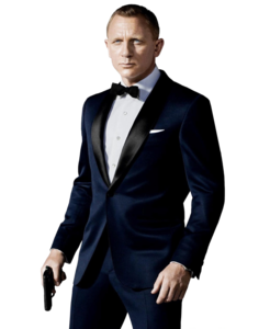 James Bond PNG Pic PNG Clip art