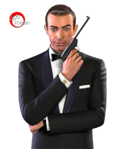 James Bond PNG Transparent Image PNG Clip art