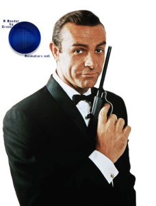 James Bond Transparent Background PNG Clip art