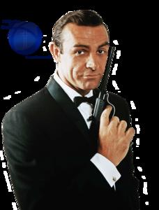 James Bond Transparent Background PNG Clip art