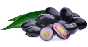Jamun Java Plum Transparent PNG PNG clipart