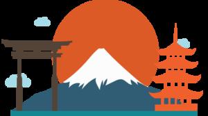 Japan Travel PNG Photos Clip art