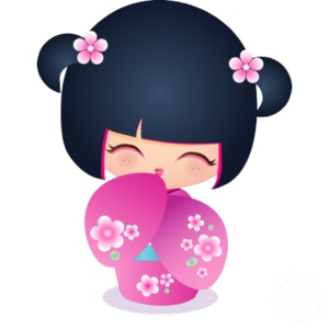 Japanese Doll PNG Picture PNG Clip art