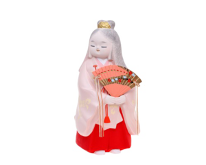 Japanese Doll PNG Transparent PNG Clip art