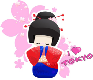 Japanese Doll Transparent Images PNG PNG Clip art