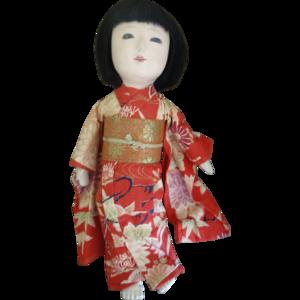 Japanese Doll Transparent PNG PNG Clip art