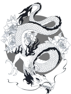 Japanese Dragon PNG Clipart PNG Clip art